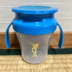 こぼれないカップ マグ Wow Baby