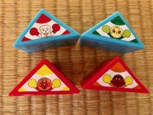 三角キューブ