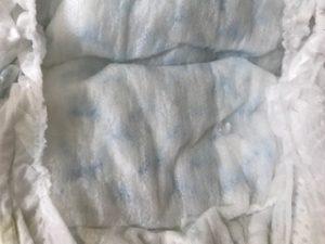 パンパース吸水性