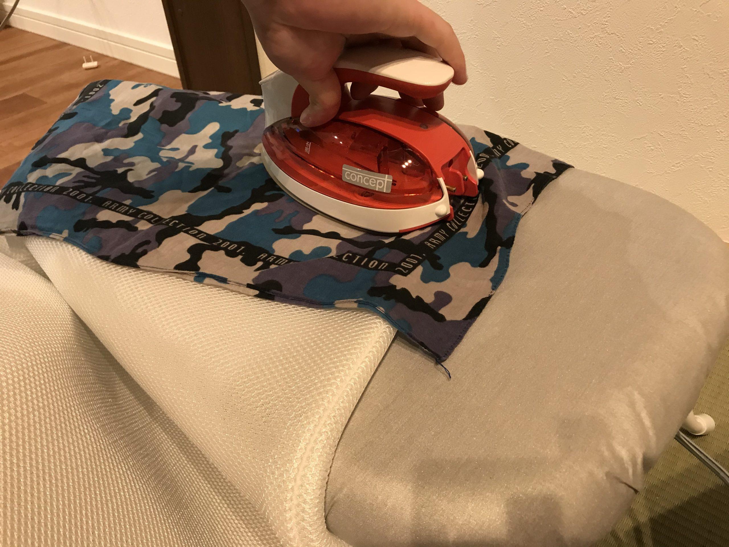 布プリの使い方