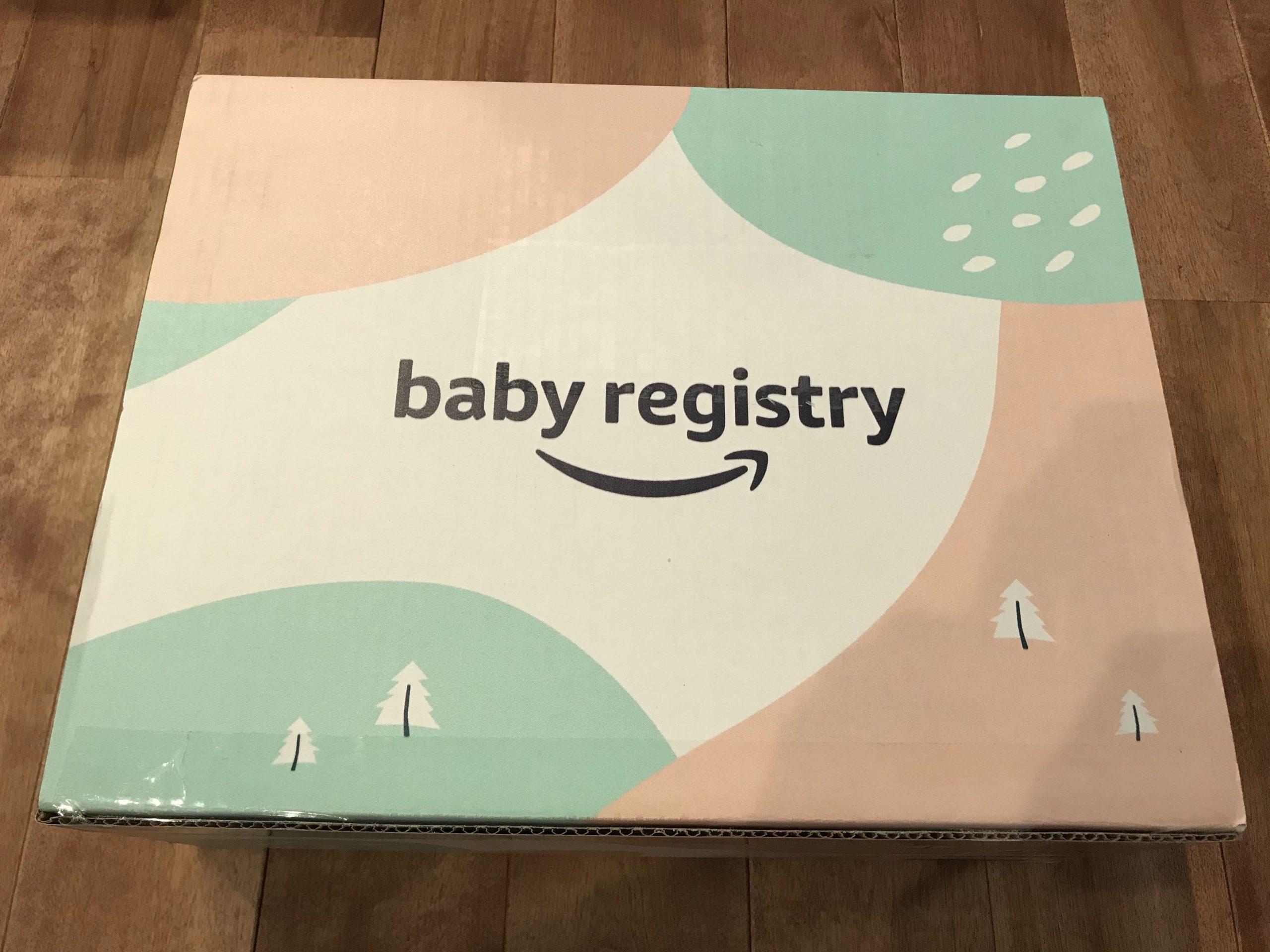 出産準備お試しBoxの中身