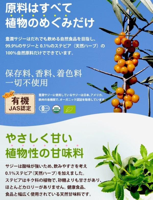 サジー500円モニター